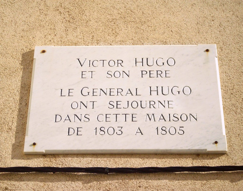 Scenes From Bastia Ix Quot Victor Hugo And His Father