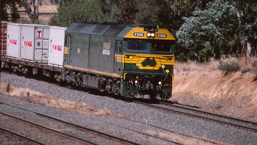 G520 at Broadford by michaelgreenhill