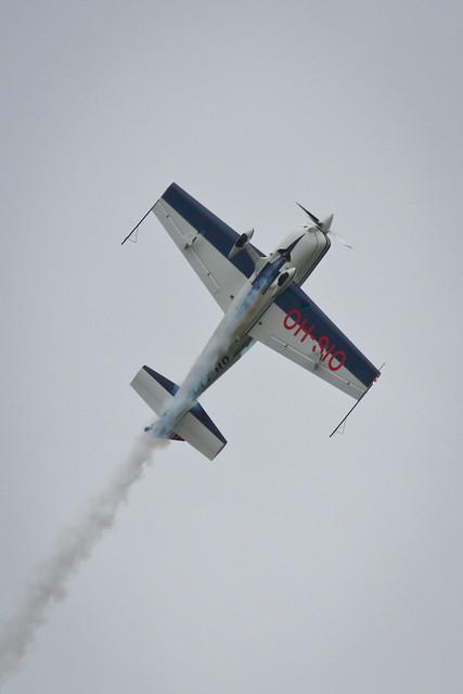 Finnish Aviation Academy - OH-SIO - Extra EA-300L