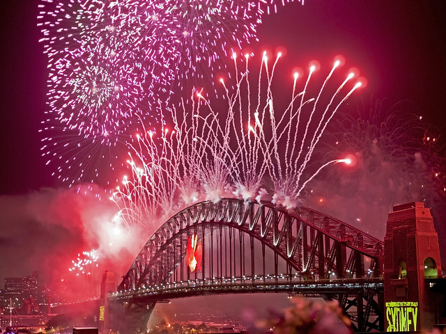 New Years Fireworks 2010-2011