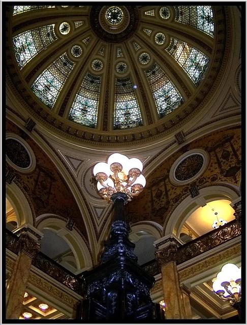 Washington PA ~ Washington County Courthouse ~ Interior