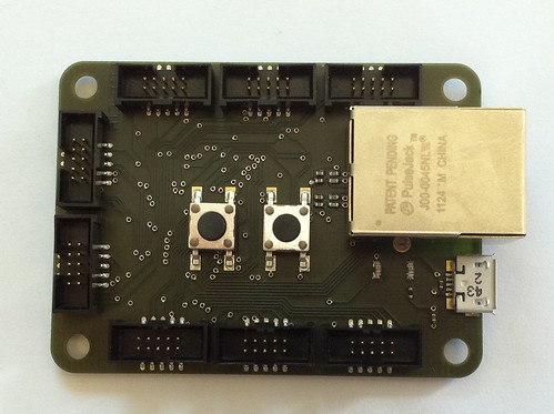 Gadgeteer .NET MF ARM STM32 Ethernet | by thomas.amberg