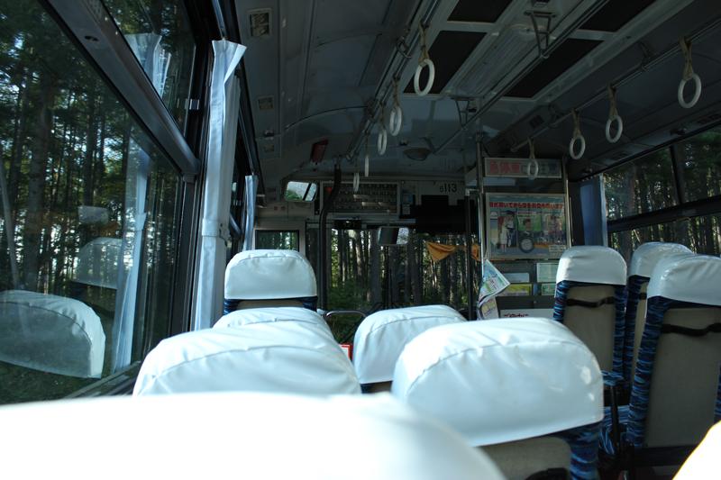 茅野駅へ行くバス