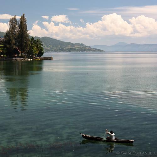 indonesia landscape laketoba