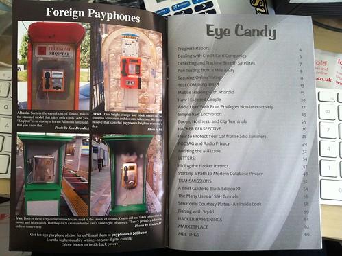 Summer 2011 2600 Magazine