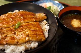 鰻丼 麹町 秋本 | by Jun Seita