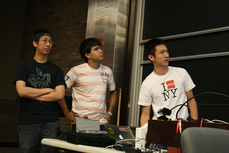 hackNY 2011 Summer Fellows DemoFest