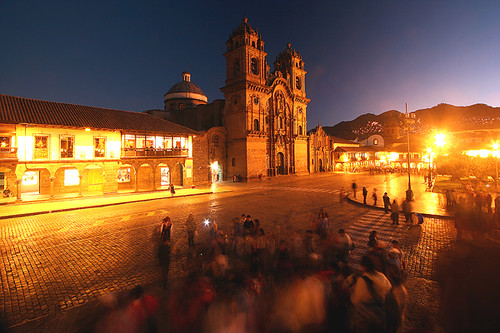 Cuzco at Dusk | by hapulcu