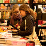 Children's Bookshop Browsing |