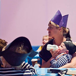Never too young for the Book Festival  