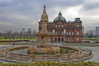 Doulton Fountain and Peoples Palace Glasgow Green | by dun_deagh