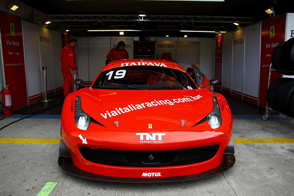 Ferrari 458 Italia Gt3 Cobertura Completa Da Temporada Do Flickr