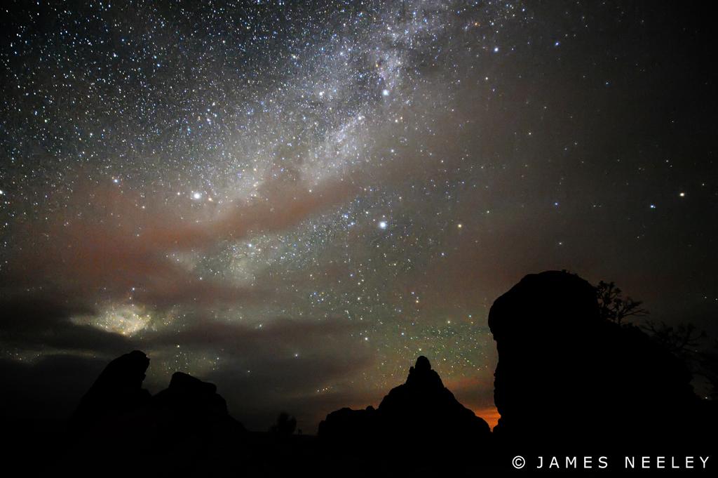 sto tour of the galaxy