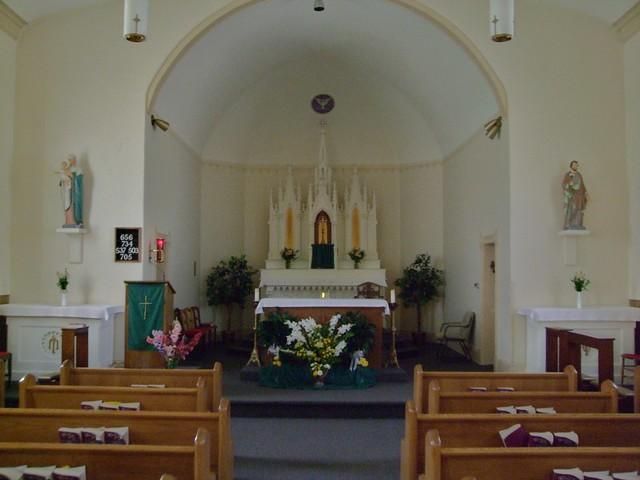 Holy Family Catholic Church, Frenchtown, OH