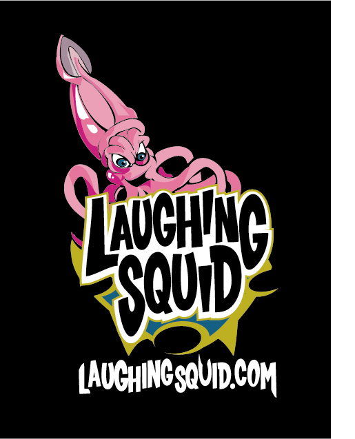 Laughing Squid Logo by Attaboy (2000)