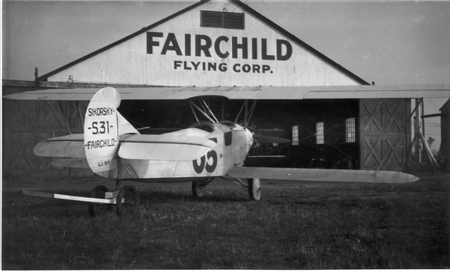 Sikorsky Fairchild S.31