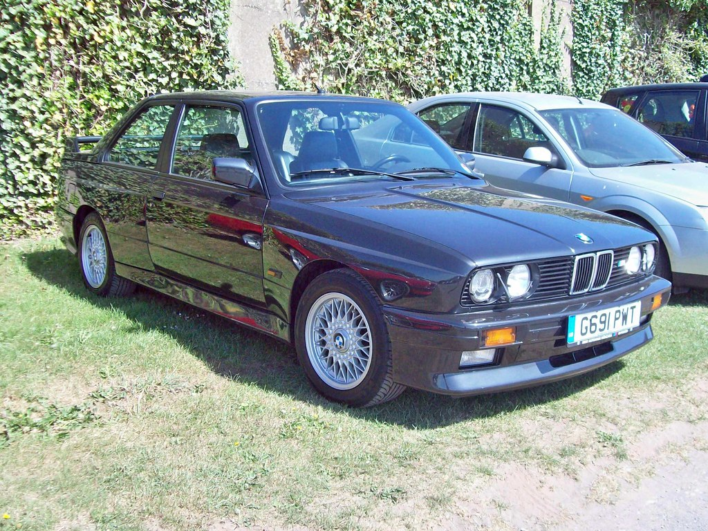 53 Bmw E30 M3 1988 91 Bmw E30 M3 1990 Engine 2302cc S4 Flickr