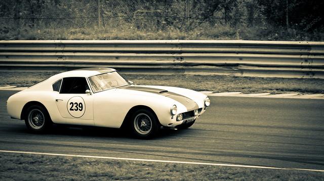 B & W Ferrari