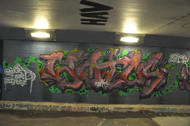 Hotus - Rotterdam Graffiti 2011