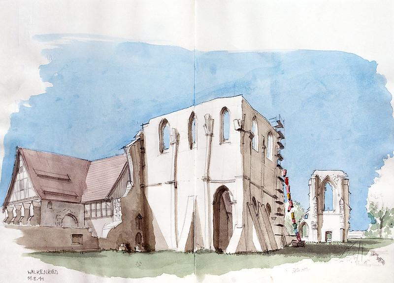 Kloster Walkenried ruins