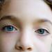 wyatt's blue eyes