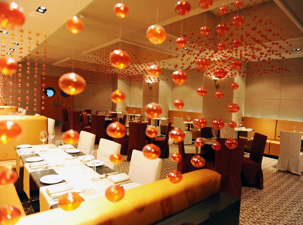 Saffron- The Indian Restaurant at The Park, Kolkata