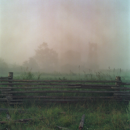 Fence 2 | by Anton Novoselov