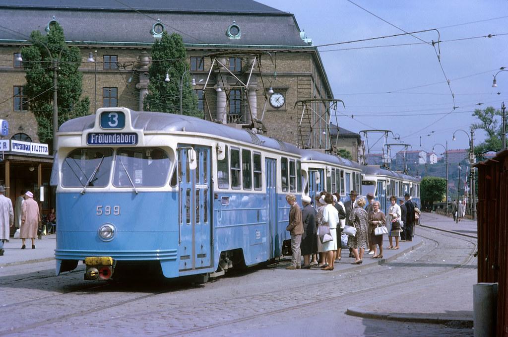 Foto Håkan Trapp, 1962