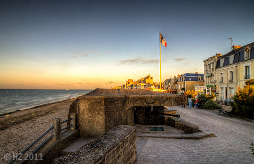 WN 27, Juno Beach, St. Aubin sur Mer, Normandy, France
