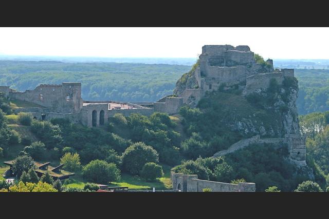 Devin Castle Scape