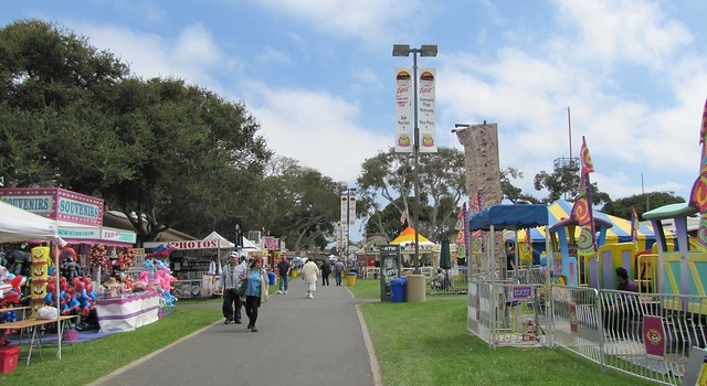 The Monterey County Fair
