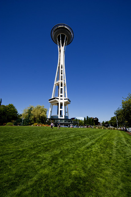 Space Needle @ 10mm