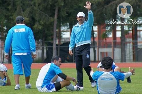 """DSC00313 Puebla FC vs Lobos BUAP """"Sesión de trabajo compartida"""" (El clásico de los Lunes) por LAE Manuel Vela"""