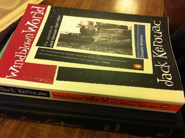 Kerouac, my companion. (The Long Embrace)