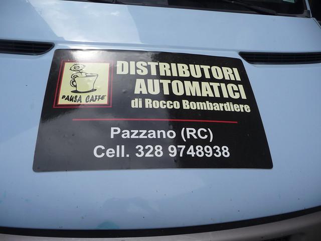 Distributori automatici di Rocco Bombardiere