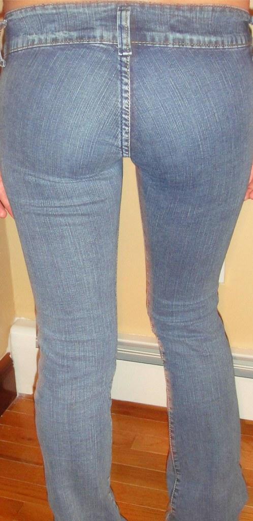 pocketless tight jeans 1
