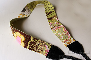 New camera strap | by lisaclarke