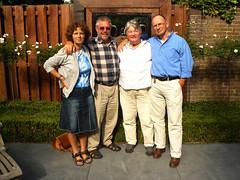 di, 22/07/2008 - 17:56 - 2008-07-22, Arnold en Coby, emotioneel weerzien na anderhalf jaar