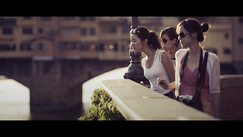 street city sunset portrait people urban italy woman water girl sunrise canon project river photography eos japanese florence day dof bokeh candid chinese streetphotography down korean tuscany firenze 365 sight arno cinematic pontevecchio stefano santucci 135l canoniani streettogs tastino0 tastino0photography0