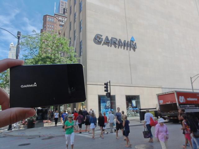 Garmin Store in Chicago | GpsPasSion's nuvi 3790 paid an unp