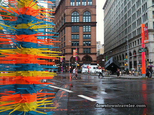 Animus Arts Collective Flaming Cactus NYC 3 | by Downtown Traveler