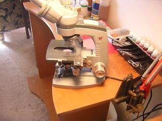 AO Spencer Microscope
