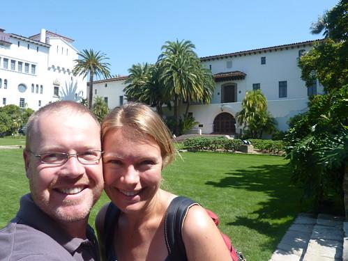 Santa Barbara - County Courthouse - 1