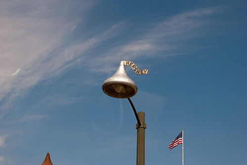 Hershey Streetlamp | by The Eggplant