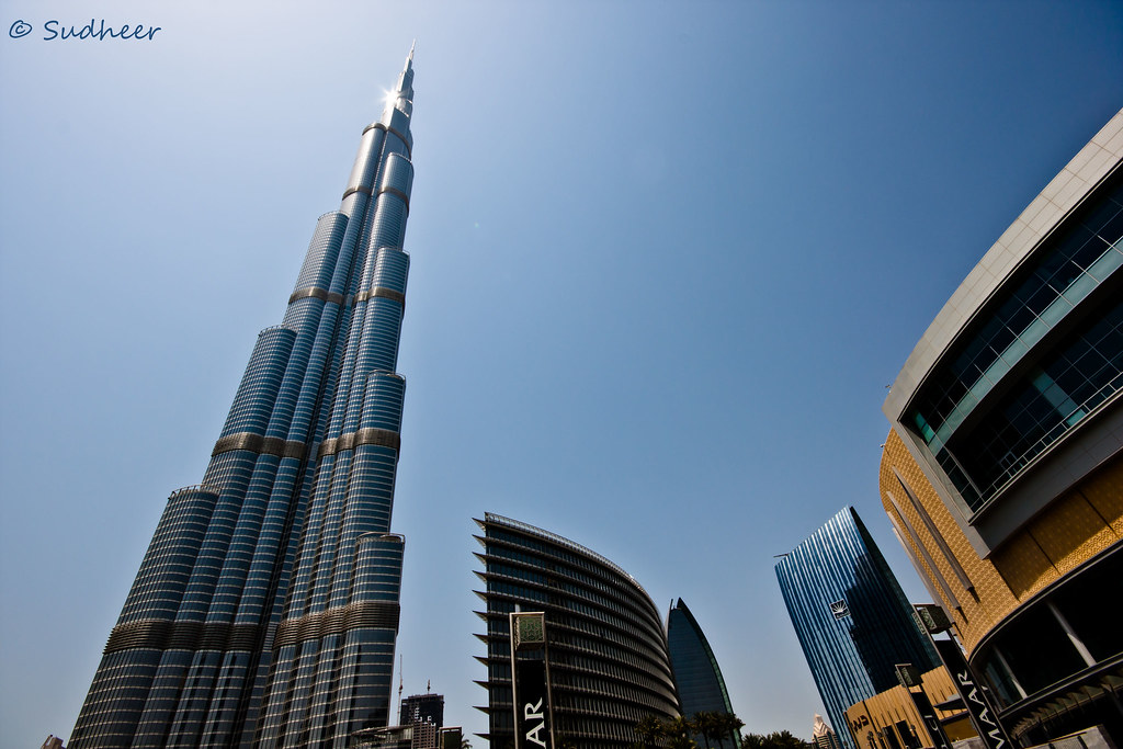 Burj Khalifa - Tallest building in the World | With a height… | Flickr