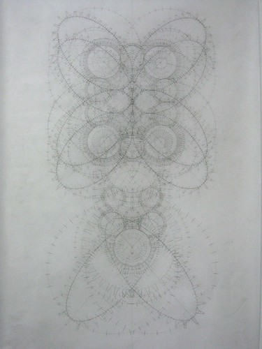 "Michael Meyers ""Symmetry Drawing 3"""