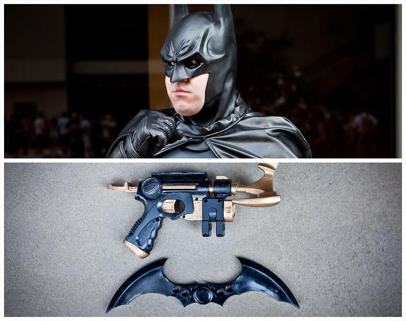 Batman Diptych