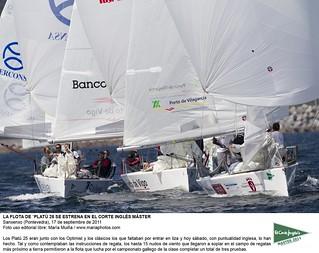 La flota de Platú 25 se estrena en El Corte Inglés Máster | by Infosailing