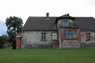 eh. Haus des größten Bauern im Ort
