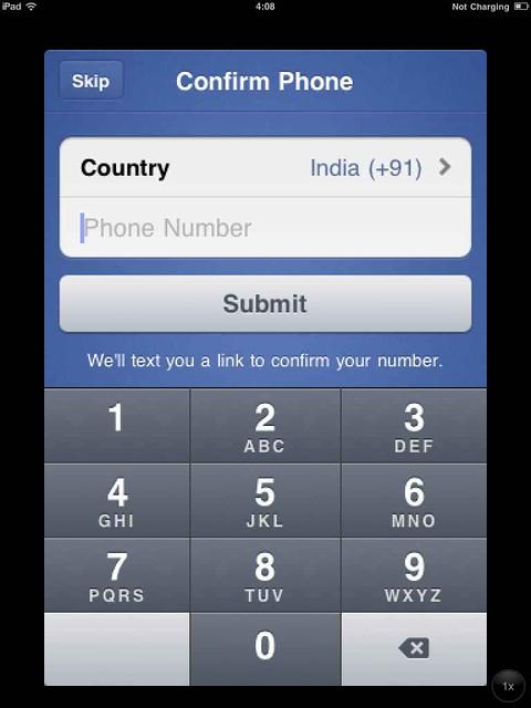 Facebook-Phone-Number